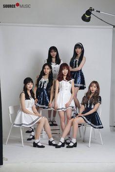 "Gfriend Poster Photoshoot for ""Season of Gfriend Encore"" Cr: Source Music Kpop Girl Groups, Korean Girl Groups, Kpop Girls, Kpop Outfits, Girl Outfits, Entertainment, G Friend, Japanese Girl, Pop Group"