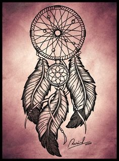 Dreamcatcher by ~danielxedge on deviantART