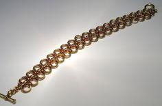 Japanese weave bracelet
