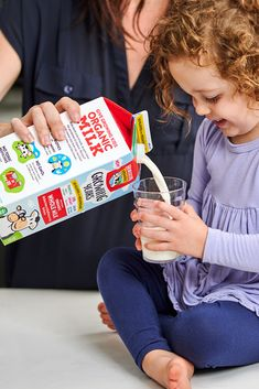 "Growing Yearsâ""¢ is organic whole milk with specially selected nutrition for growing kids. We partnered with pediatricians to identify key nutrients for kids ages 1 to so every delicious serving provides DHA choline, prebioditics and high vitamin D. Vitamins, Milk, Nutrition, Organic, Vitamin D"
