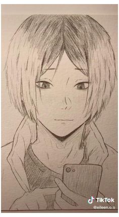 kenma sketch by @eileen.o.o #two #girls #drawing #sketch #twogirlsdrawingsketch Anime Character Drawing, Manga Drawing, Manga Art, Anime Art, Art Drawings Sketches Simple, Pencil Art Drawings, Cute Drawings, Cute Boy Drawing, Arte Sketchbook