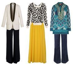 How to Dress For Your Apple Shape as a Hijabi!