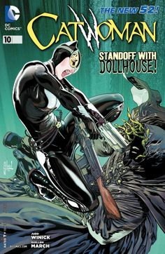 Catwoman #10 #Catwoman #New52 #DC