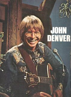 """John Denver *Just saw"""" On the Road"""" - play about John Denver and his music at the Ivoryton Playhouse (CT)- so entertaining with his soft beautiful songs!   4/16"""