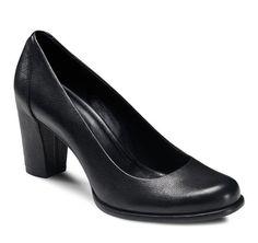 ECCO Pretoria Pump Black Work Shoes, Kids Sneakers, Hiking Shoes, Golf Shoes, Pumps, Heels, Leather Handbags, Peep Toe, Dress Shoes