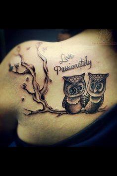 I love owls!!