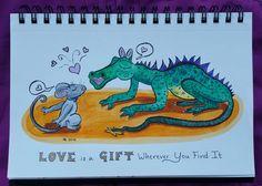 Love is a Gift.- Aki