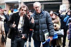 Street Look à la Fashion Week automne-hiver 2013-2014 à New York, Jour3IMG_6191
