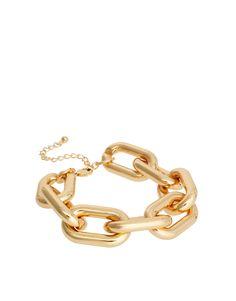 Chunky bracelet, from ASOS