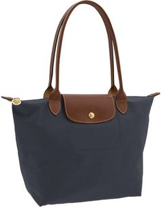 LONGCHAMP Le Pliage Nylon TOTE Shoulder Bag Large €75 via @shopseen