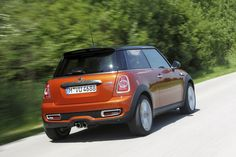 """Mini Cooper S 2011- Not a """"hot rod"""" but nonetheless a new obsession...must have"""