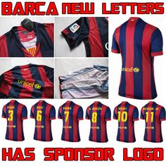 Camisetas FC Barcelona
