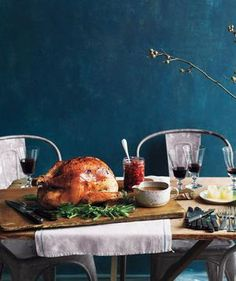 The Healthy Secrets of Thanksgiving Foods