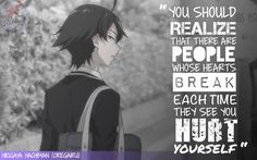 Never seen this anime, but the statement is so very true.