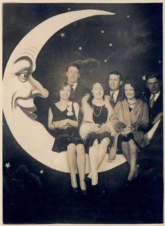 Vintage Paper Moon Photographs | lovelyish
