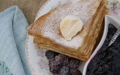 Grain-Free French Crepes Recipe are made with whole-plant cassava flour. Loaded with resistant starch, it's an awesome gluten free alternative. Crepe Recipes, Gf Recipes, Low Carb Recipes, Real Food Recipes, Dessert Recipes, Flour Recipes, Diabetic Recipes, Drink Recipes, Gluten Free Crepes
