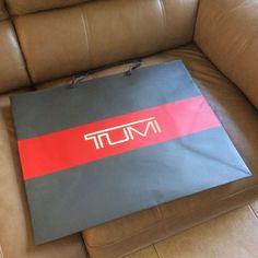 Tumi Extra Large Shopping Bag
