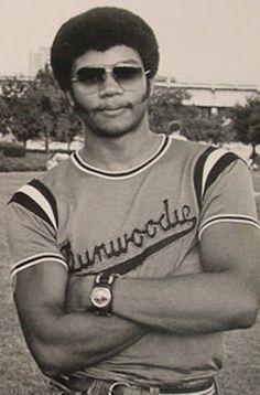 Astrophysicist Neil deGrasse Tyson in 1980
