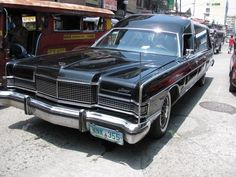 Mercury Hearse