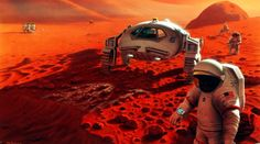 Mars Soil: Bricks from Martian soil may soon be a reality