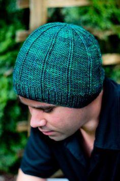 High Line Hat FREE Knitting Pattern