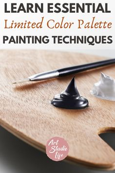 Really cool learning about all the different types of limited color palette types that can use to create paintings with! These are great painting techniques of how to mix colors with a limited… More