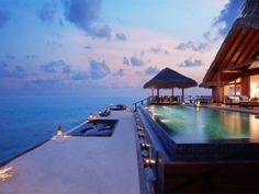 Pearl of the Indian Ocean - the Maldives
