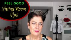 I am sure many women have their fitting room horror stories. To help you to make your fitting room experience a little better I have provided 5 feel good fit. Over 50, Timeless Beauty, Feel Good, 50th, Feelings, Woman, Tips, Room, Bedroom