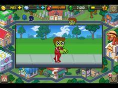Zombie life è il gioco che ti mostra com'è la vita di uno zombie
