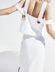Top with Rings and Side Vents | Zara | $30