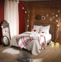35 Mesmerizing Christmas Bedroom Decorating Ideas All About Christmas