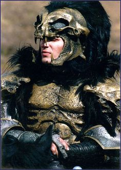 Clancy Brown never looked better than when he was The Kurgan.