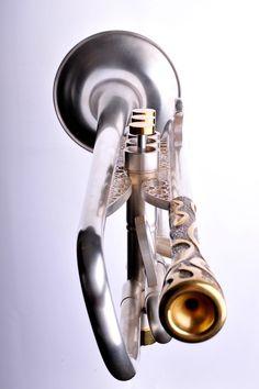 Harrelson Trumpets Photo Gallery 2013 to 2014 - Harrelson Trumpets Trombone, Saxophone, Brass Musical Instruments, Brass Instrument, Trumpet Music, Jazz Trumpet, Trumpet Accessories, Trumpet Instrument, Guitar Tips