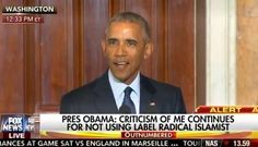 """OBAMA FUMES AT TRUMP in Presser on #Pulse Club Massacre: """"That's Not the America We Want"""" (Video)  Jim Hoft Jun 14th, 2016"""