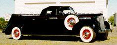 1938 Packard Flower-Car by Henney