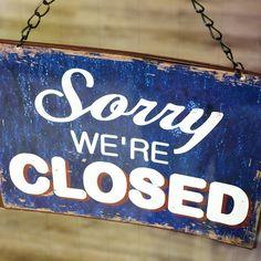 We're close for today! Hari Isnin kami tutup ye. Kita jumpa lagi hari Selasa nanti. Terima Kasih semua :) #andheqashahalam