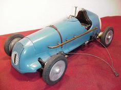 Rare Vintage 1947 M E Challenger Tether Car Car Cycle Car