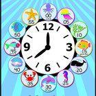 Under The Sea Classroom Birthday Chart (birthday charts) Classroom Clock, Classroom Birthday, Classroom Design, Future Classroom, Classroom Themes, Classroom Organization, Clock Labels, Birthday Charts, School Themes