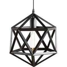 Kotter 1-Light Foyer Pendant Pendant Lamp, Pendant Lighting, Chandelier, Contemporary Pendant Lights, Contemporary Style, Black Pendant Light, All Modern, Foyer, Light Up