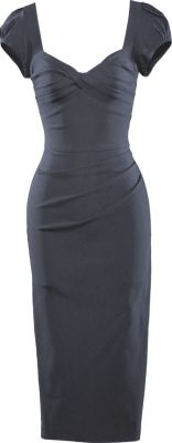 Celebrity cocktail dress in black, Form Fitting - Stop Staring! Clothing