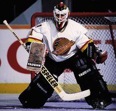 NHL Jerseys: 1 Old-School Sweater Each Franchise Needs to Bring Back Hockey Decor, Women's Hockey, Ice Hockey Teams, Hockey Players, Hockey Stuff, San Jose Sharks, Vancouver Canucks, Goalie Gear, Goalie Mask