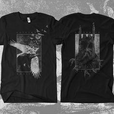 Katatonia (Crow Spirit) T-Shirt