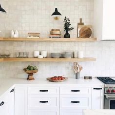 """743 Likes, 18 Comments - cle tile (@cletile) on Instagram: """"@prairie_home_styling always does beautiful things with our tile! zellige in weathered white ✨…"""""""