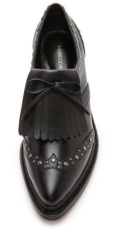 Rebecca Minkoff Hollis Oxfords | SHOPBOP