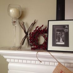 Two It Yourself: 6 Ways to Re-Use Christmas Decorations in Valentine's Day Decor