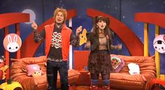 """J-Pop America Fun Time Now.""  - SNL"