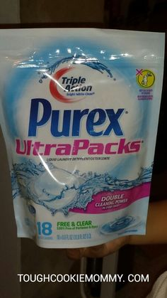 Introducing New Purex UltraPacks! #PurexInsiders #Giveaway #Ad