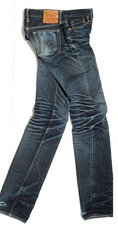 345abdc6c9142 The Flat Head 3001 Jean is one of their most popular fits from the Pioneer  series