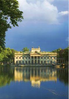 Łazienki Royal Park, Warsaw, Poland http://www.travelandtransitions.com/destinations/destination-advice/europe/