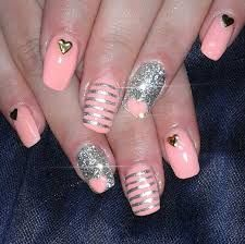 Image result for pink nail designs